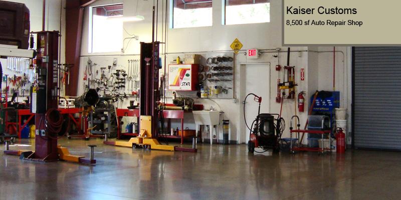 Commercial projects plum construction sonora ca for Automotive shop design